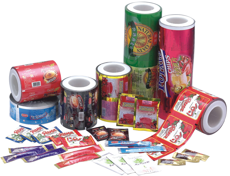 Multi Colour Flexible Packaging